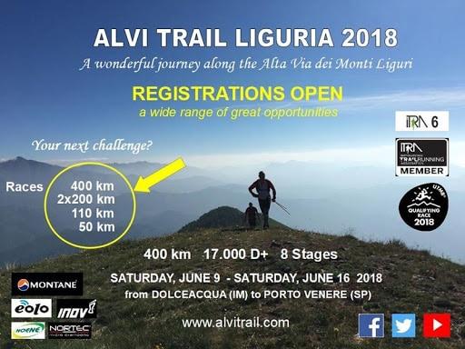 06/18 Alvi Trail (Anno II - 2018)
