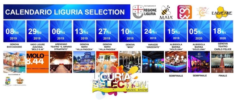 09/19 Liguria Selection Music Show 7 (2019)