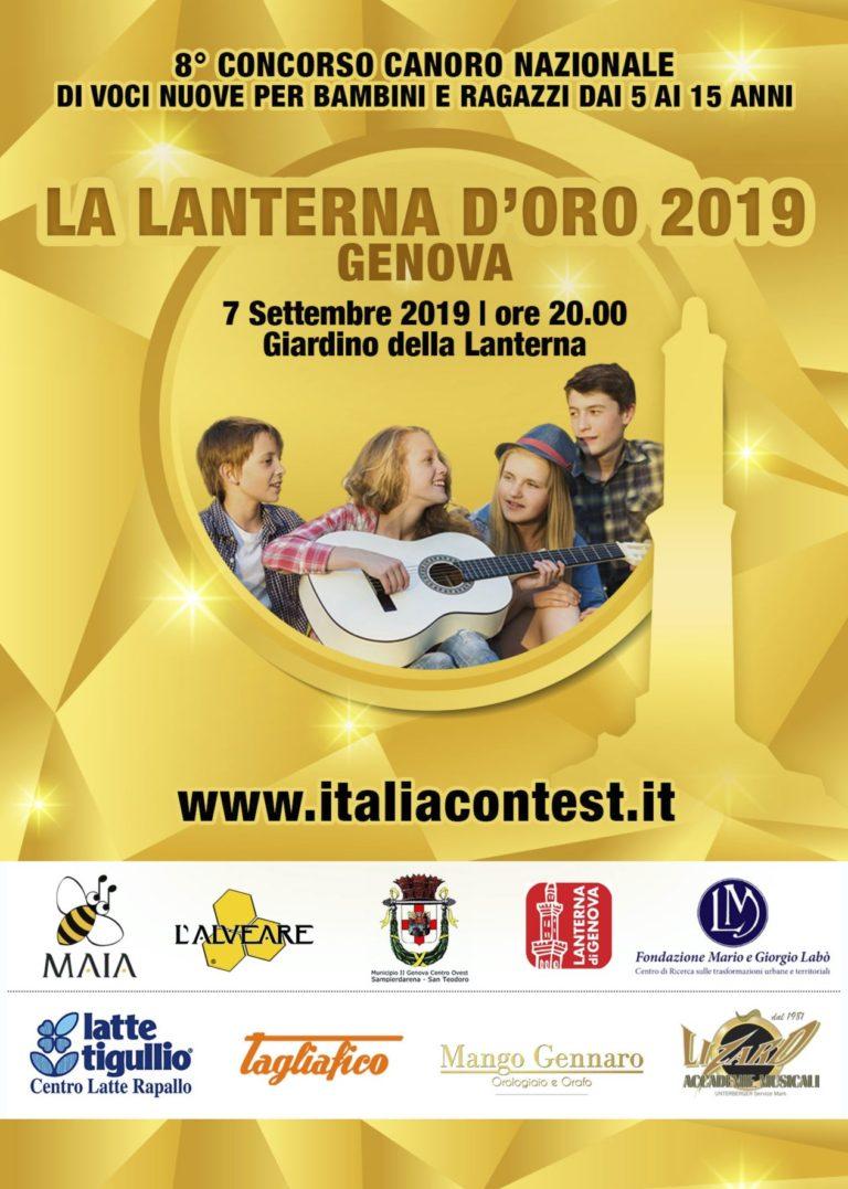 09/19 La Lanterna D'oro 8 (2019)