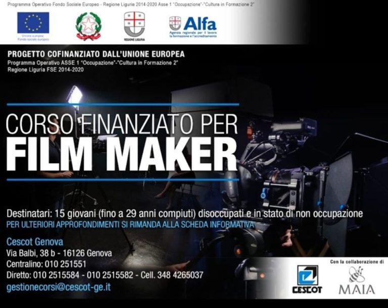 01/20 Corso Film Maker 2020