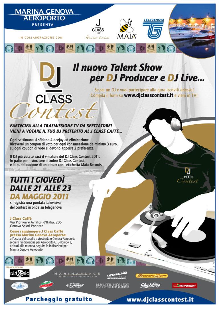05/11 DJ Class Contest - J Class Cafè 2011