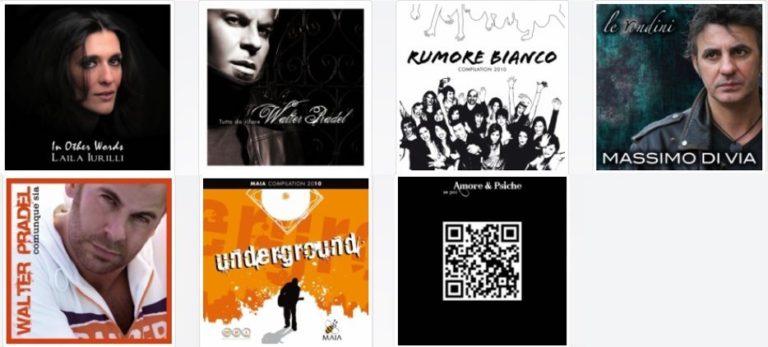 01/10 Produzioni musicali 2010