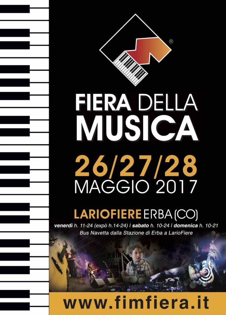 05/17 5° FIM® Fiera della Musica - 2017 Erba (CO)