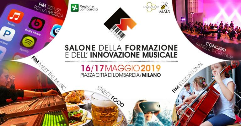 05/19 7° FIM® - Salone della Formazione e dell'Innovazione Musicale - 2019 Milano