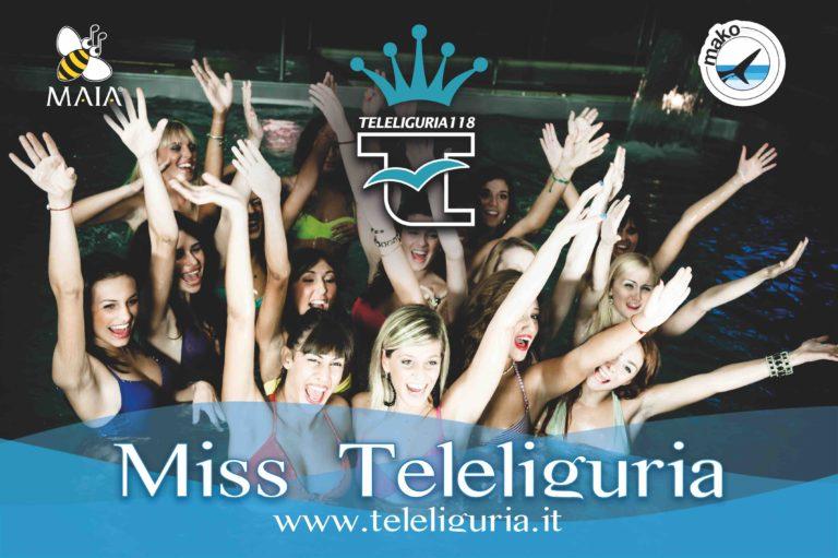 03/14 Miss Teleliguria 2 (Anno II - 2014)