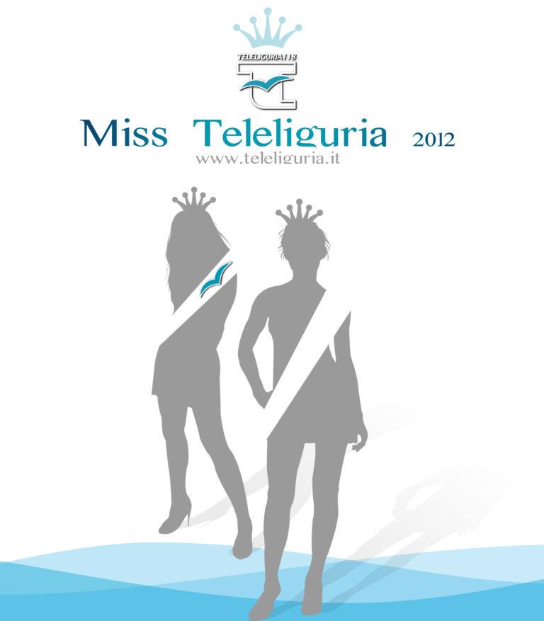 12/12 Miss teleliguria 2012