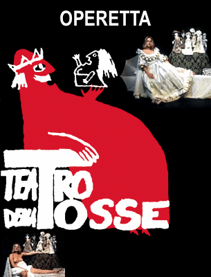 02/01 Operetta - Teatro della Tosse di Genova (2001)