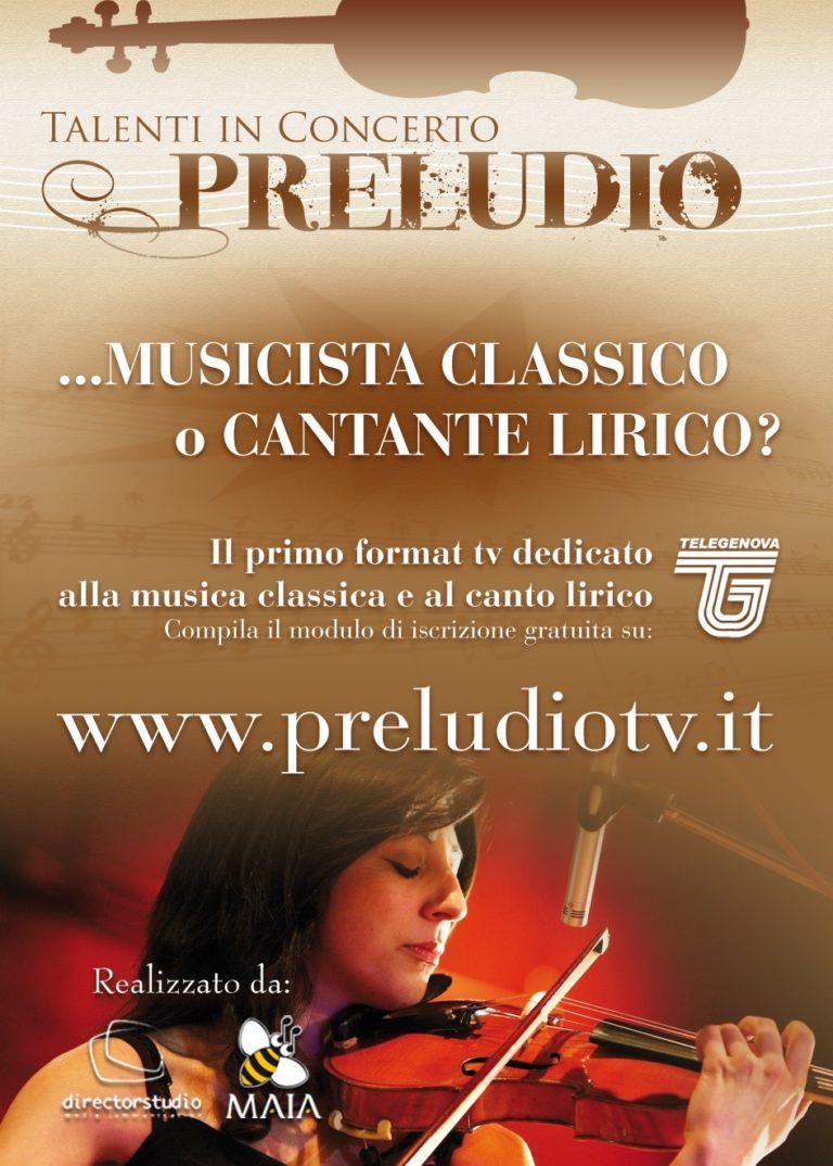 01/12 Preludio – Talenti in Concerto 2012