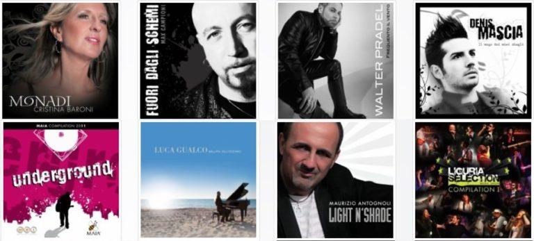 01/11 Produzioni musicali 2011