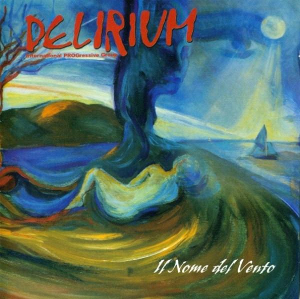 04/09 Delirium, Il nome del vento 2009