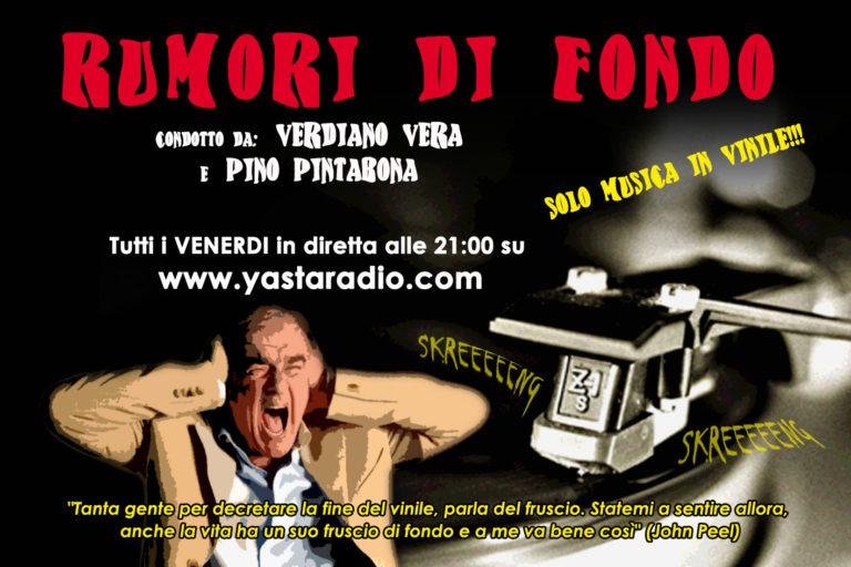 01/11 Rumori di Fondo - Solo musica in vinile (2011)